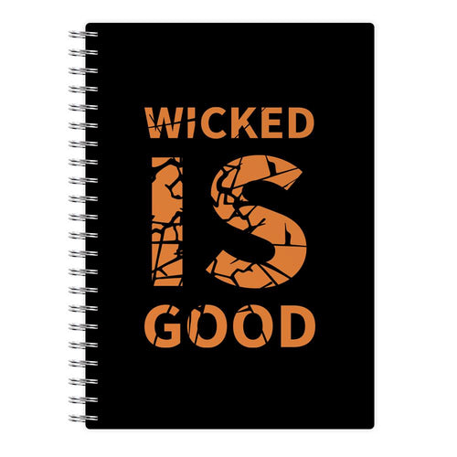 Wicked Is Good - Maze Runner Notebook