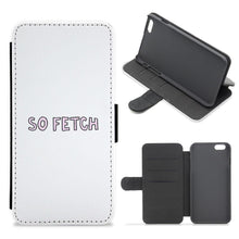 So Fetch - Mean Girls Flip / Wallet Phone Case