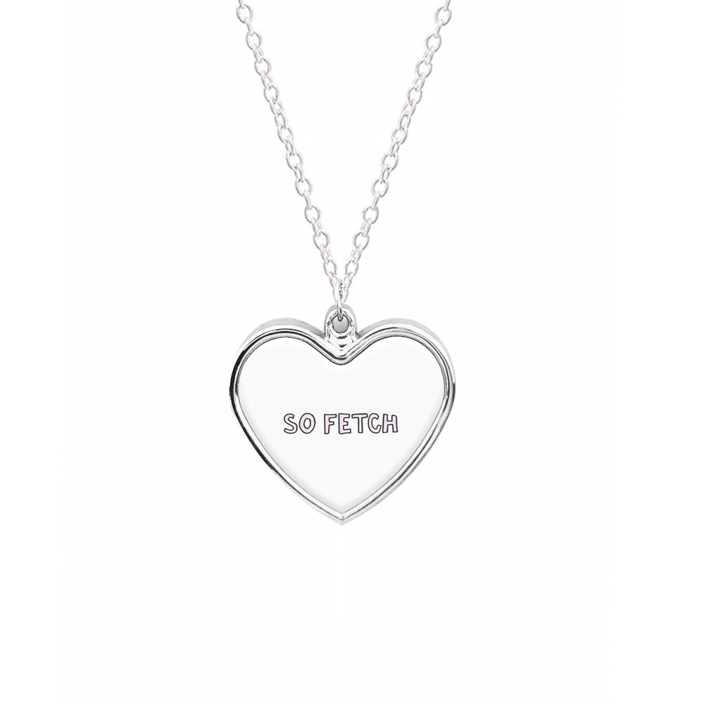 So Fetch - Mean Girls Necklace