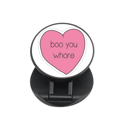 Boo You Whore - Heart - Mean Girls FunGrip