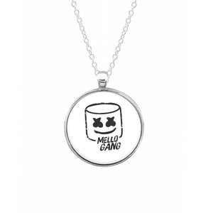 Mello Gang - Marshmello Keyring - Fun Cases