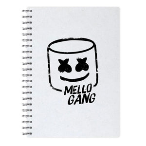 Mello Gang - Marshmello Notebook