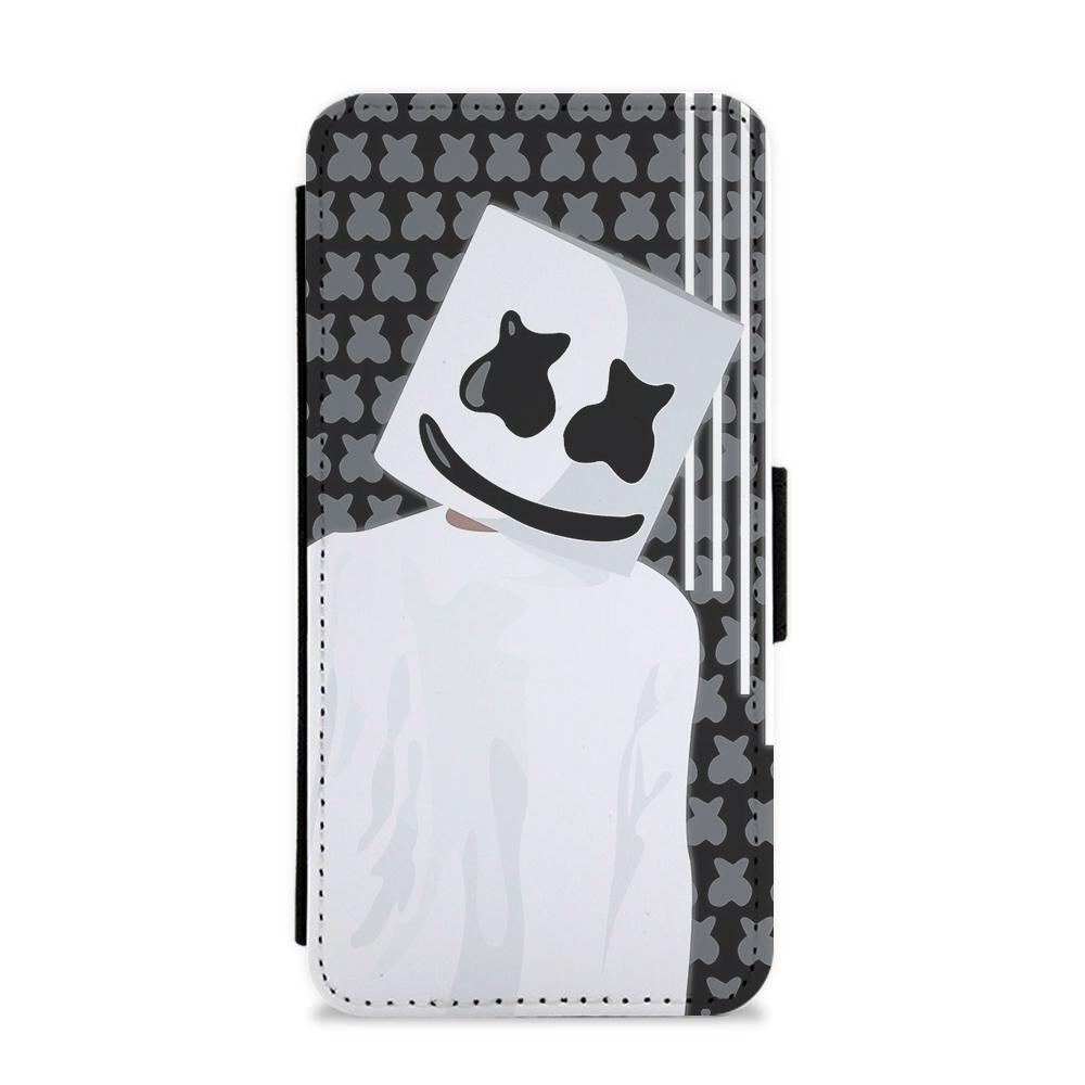 Stars And Stripes - Marshmello Flip / Wallet Phone Case