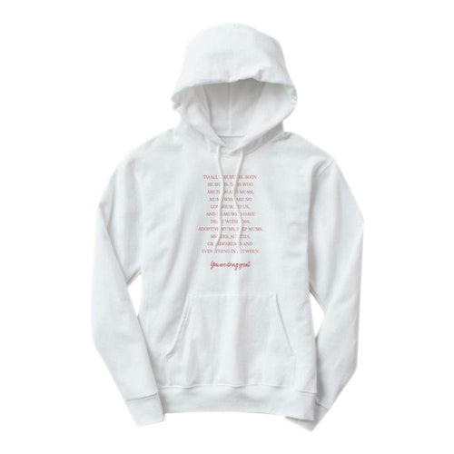 To All The Mums - Mother's Day Hoodie