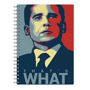 That's What She Said - The Office Notebook - Fun Cases