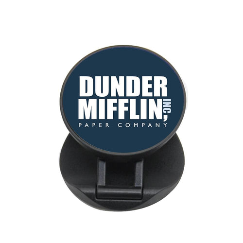 Dunder Mifflin Logo - The Office FunGrip - Fun Cases