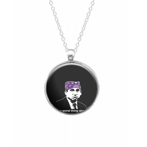 The Worst Thing About Prison Was The Dementors - The Office Keyring - Fun Cases