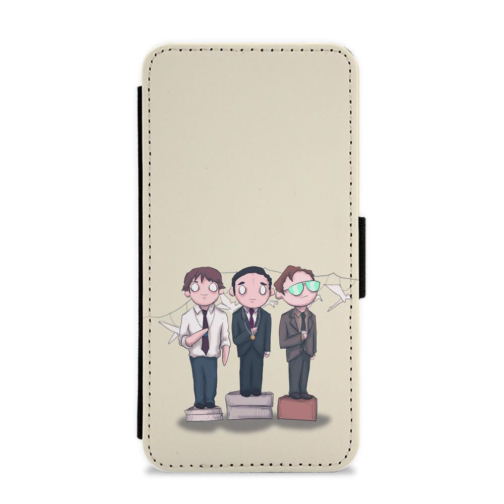 The Office Olympics Flip / Wallet Phone Case