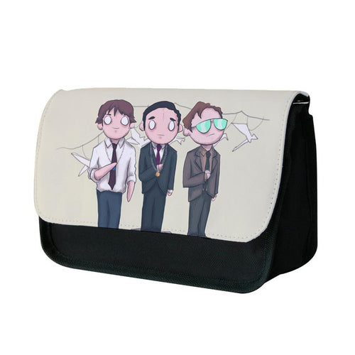 The Office Olympics Pencil Case