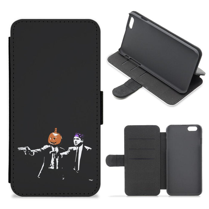 Where Are The Dementors - The Office Flip / Wallet Phone Case