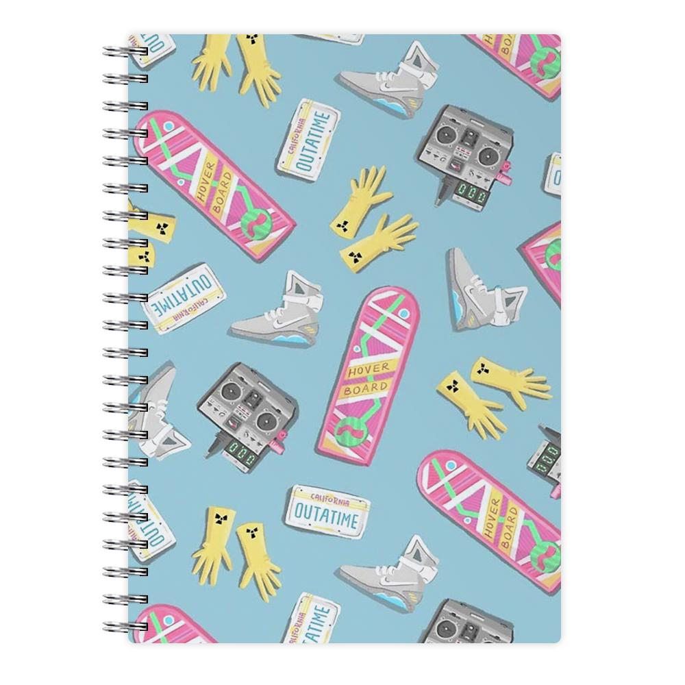 Back to the Future Pattern Notebook - Fun Cases