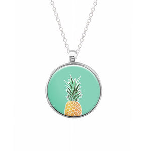 Cartoon Pineapple Keyring - Fun Cases