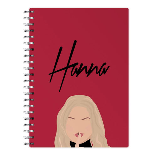 Hanna - Pretty Little Liars Notebook