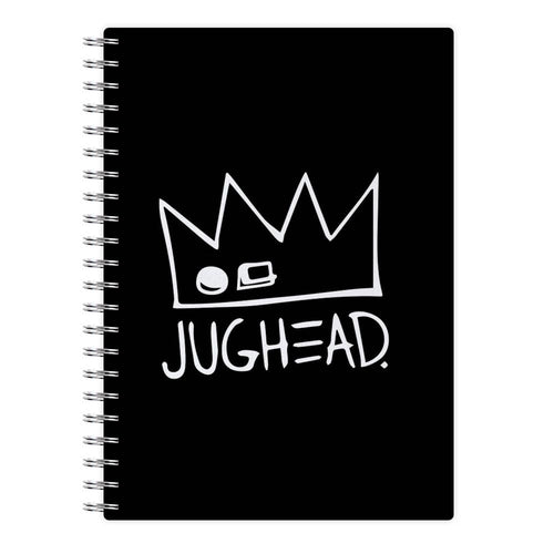 Jughead Jones - Black Riverdale Notebook - Fun Cases