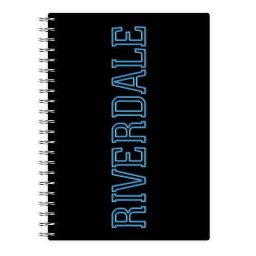 Riverdale Logo Notebook - Fun Cases