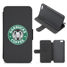 Garbucks Coffee - Riverdale Flip / Wallet Phone Case