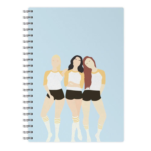 Riverdale Girls Notebook