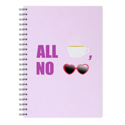 All T, No Shade - RuPaul's Drag Race Notebook - Fun Cases