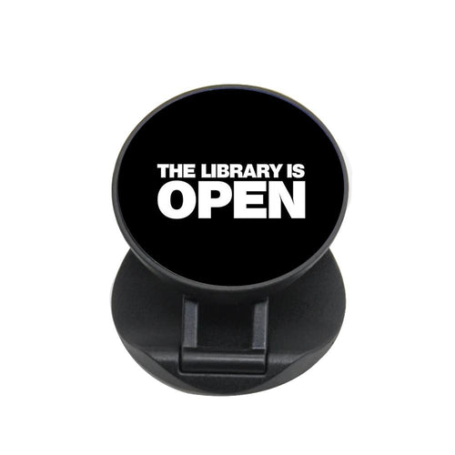 The Library is OPEN - RuPaul's Drag Race FunGrip - Fun Cases
