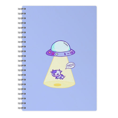 Cow Abduction Notebook