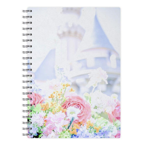 Springtime Disney Notebook