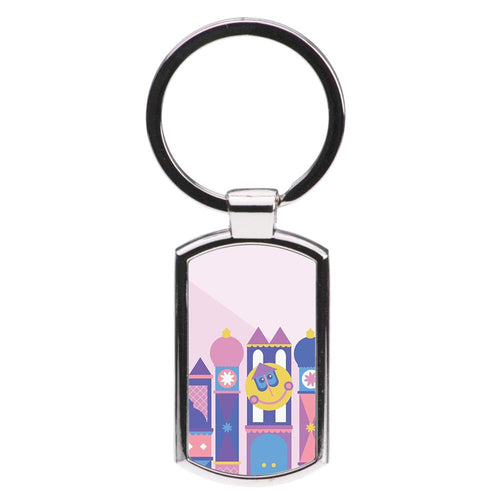 It's A Small World - Disney Luxury Keyring