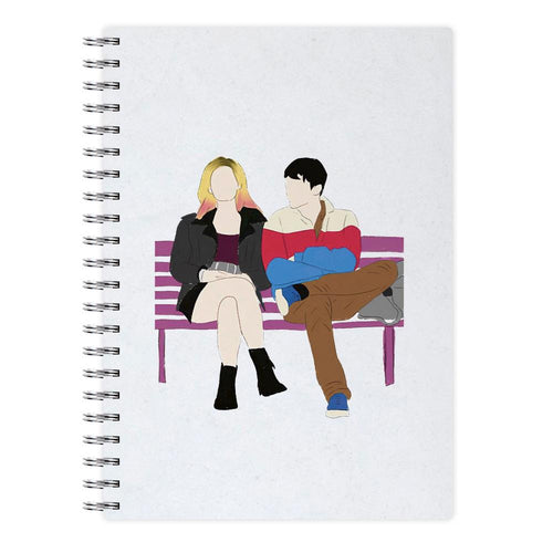 Maeve and Otis - Sex Education Notebook