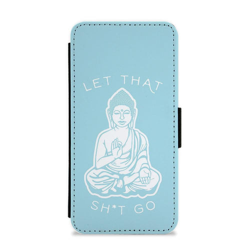 Let That Go - Sex Education Flip / Wallet Phone Case