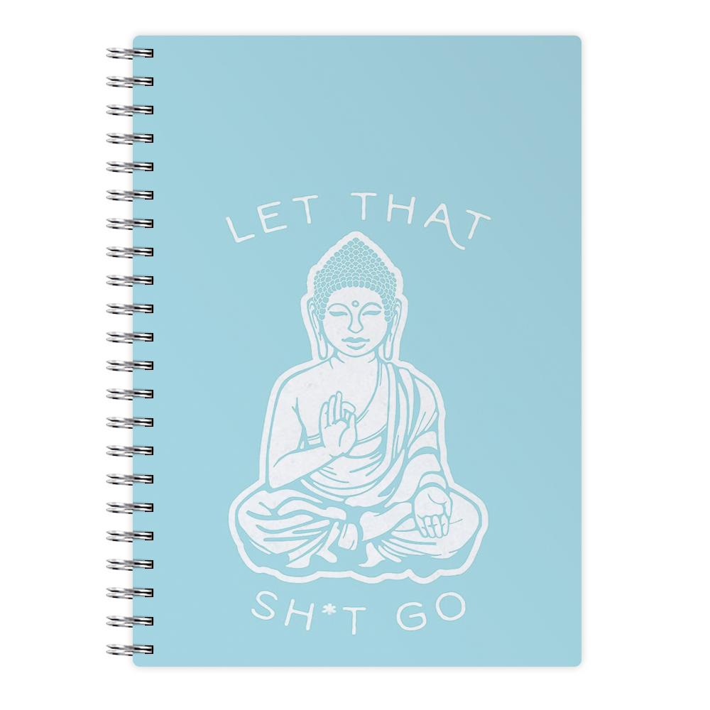 Let That Go - Sex Education Notebook