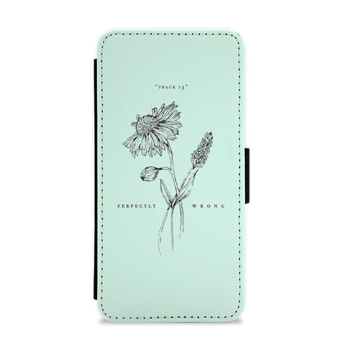 Track Thirteen Perfectly Wrong - Shawn Mendes Flip / Wallet Phone Case