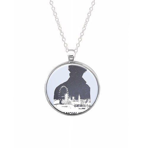 Now Now John, I'm On A Case - Sherlock Keyring - Fun Cases