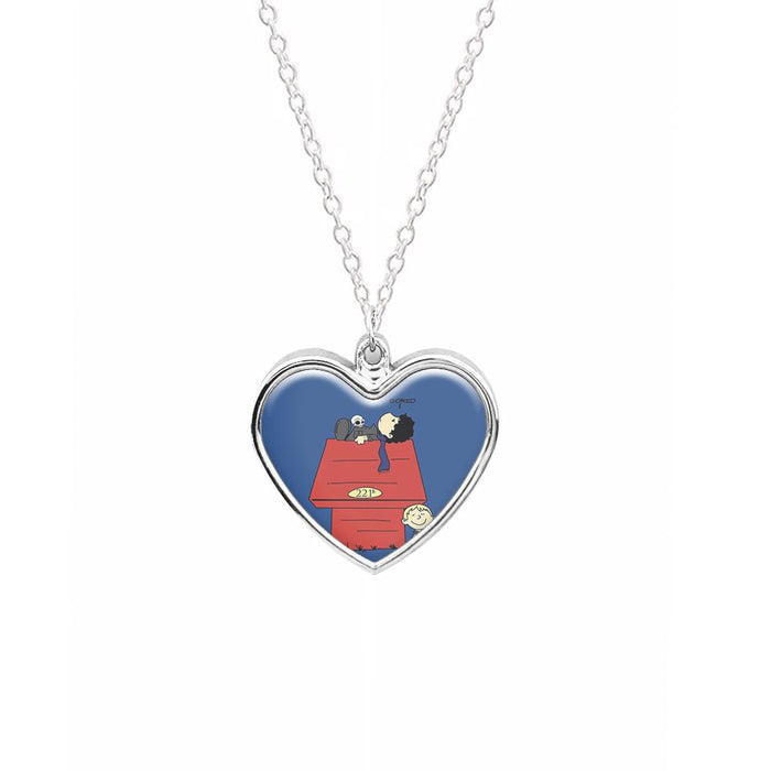 Sherlock Cartoon Necklace