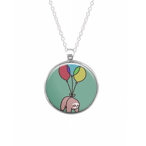 Balloon Sloth Keyring - Fun Cases