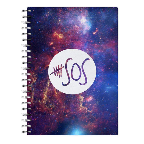 5 Seconds of Summer - Galaxy Notebook - Fun Cases