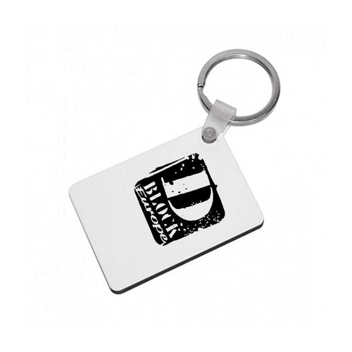 D Block Europe Keyring