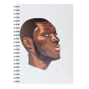 Stormzy Art Notebook
