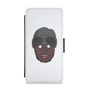 Wickedskengman - Stormzy Flip / Wallet Phone Case