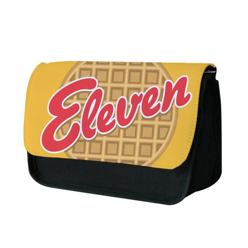 Eleven Waffles - Stranger Things Pencil Case