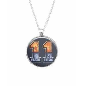 Football Eleven - Stranger Things Necklace