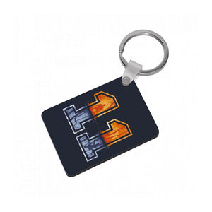 Football Eleven - Stranger Things Keyring