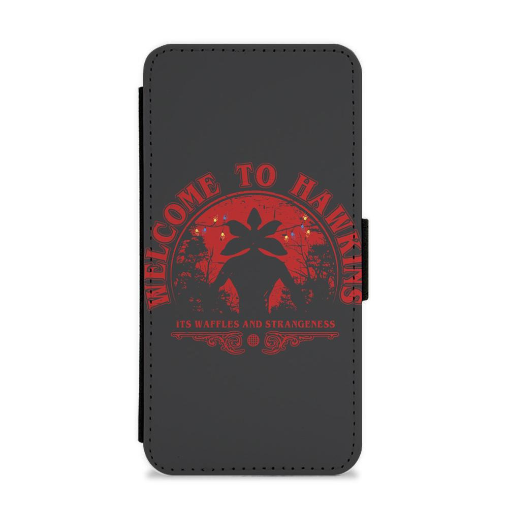 My Little Demo Dog - Stranger Things Flip / Wallet Phone Case