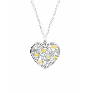 Cute Daisy Pattern Necklace