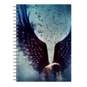 Fallen - Supernatural Notebook - Fun Cases