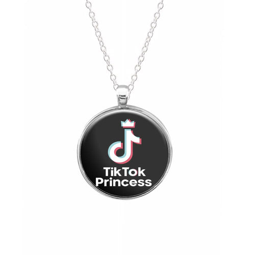 TikTok Princess Necklace