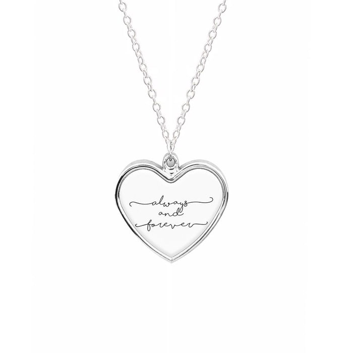 Always & Forever - Vampire Diaries Necklace