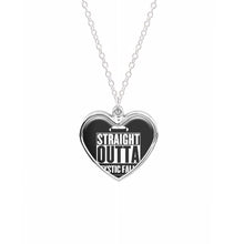Straight Outta Mystic Falls - Vampire Diaries Necklace