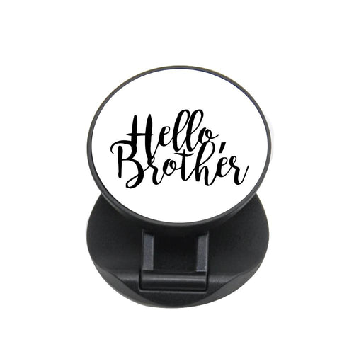 Hello Brother - Vampire Diaries FunGrip - Fun Cases