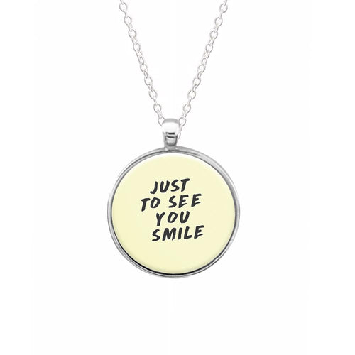 Just To See You Smile - Why Don't We Keyring - Fun Cases