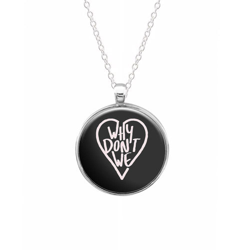 Why Don't We Heart Keyring - Fun Cases