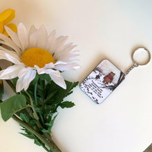 Sometimes The Smallest Things - Winnie The Pooh Keyring